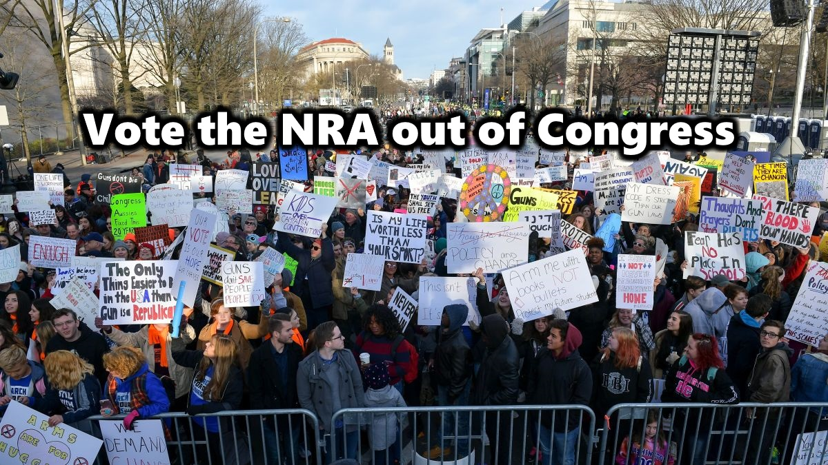 Image result for PHOTOS NRA RALLY