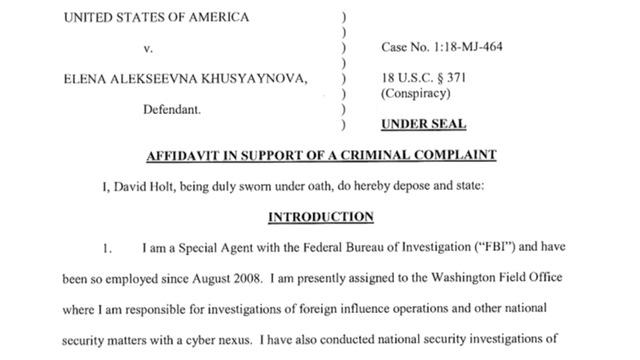 FBI Indicts Russians For Meddling In 2018 US Elections