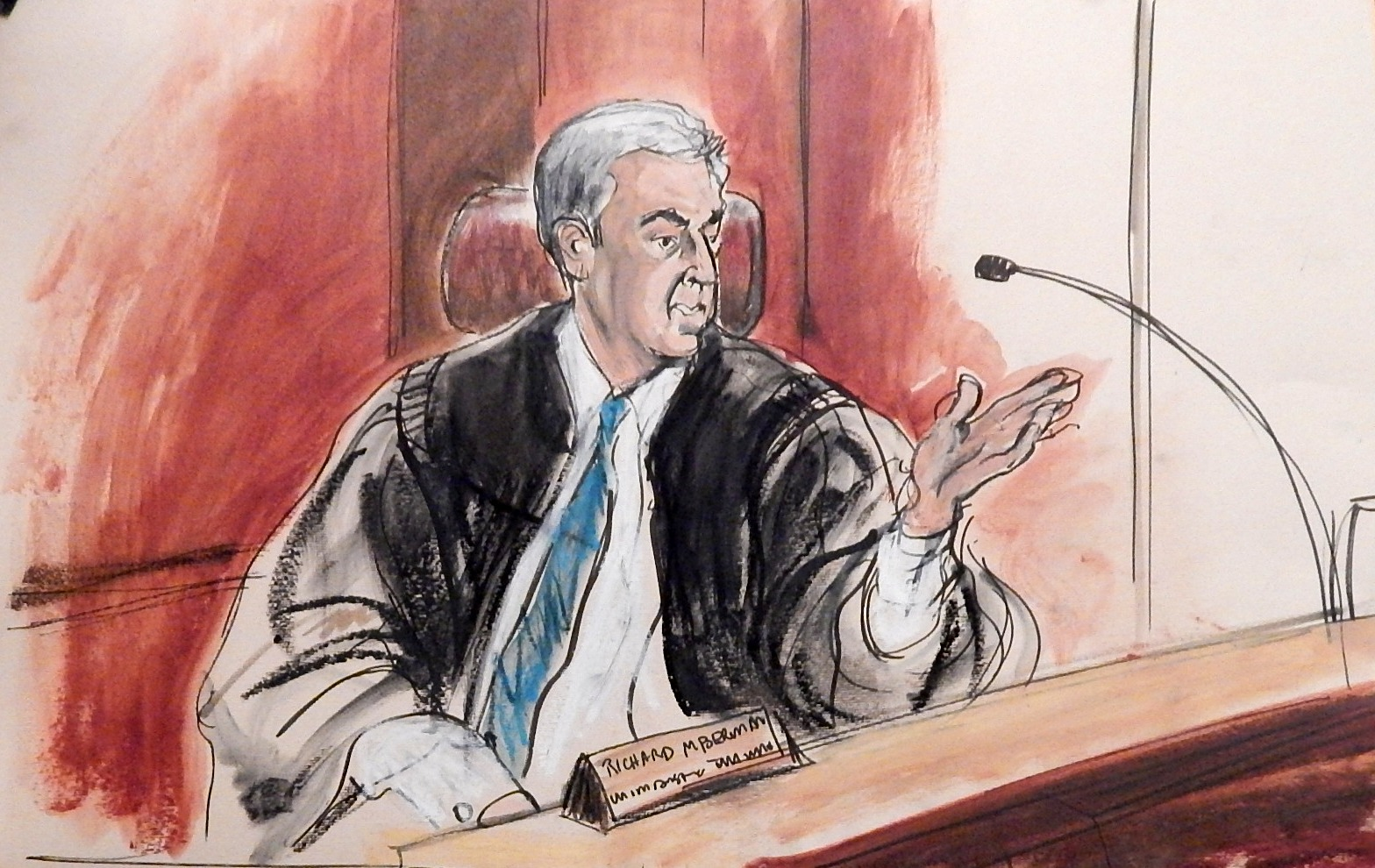 Image result for photos of judge berman
