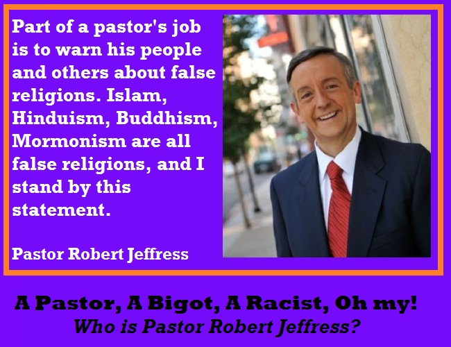 Image result for photos of Pastor Jeffress