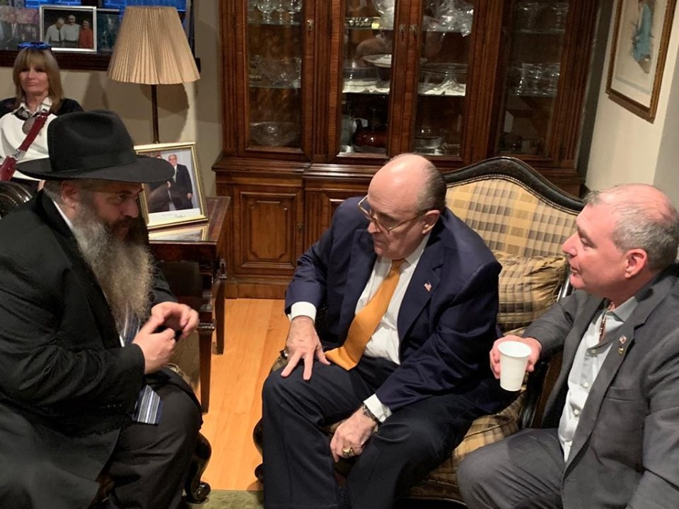 Image result for images Lev Parnas and Igor Fruman,